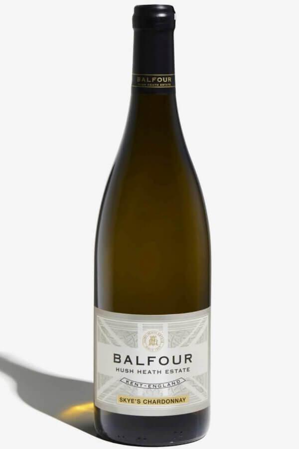 Balfour Hush Heath Skyes Chardonnay 2019 English White Wine
