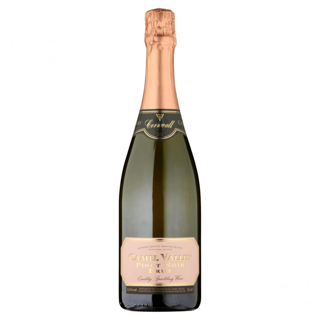 Camel Valley Pinot Noir Rosé Brut 2016 sparkling rose