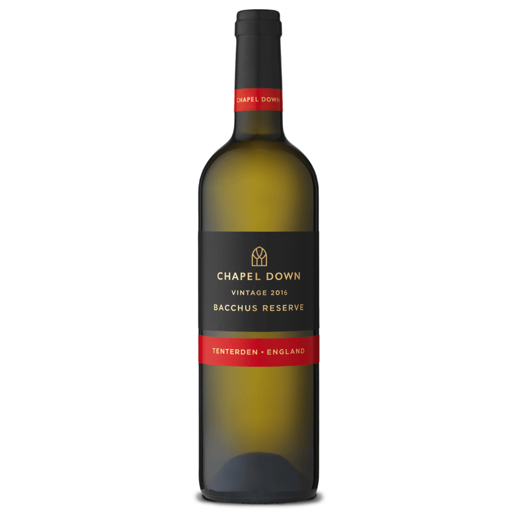 Chapel Down Bacchus Reserve 2017 English White Wine