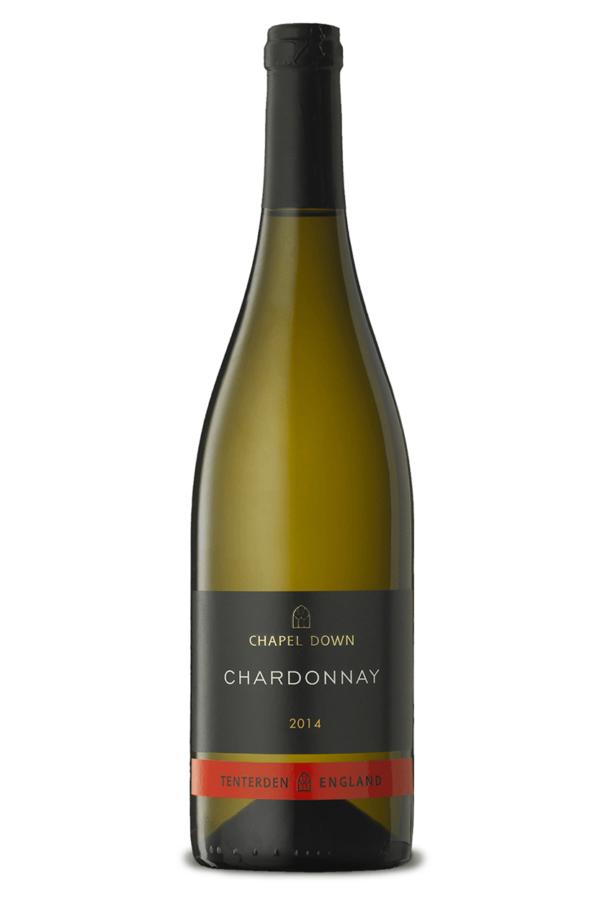Chapel Down Chardonnay 2014 English White Wine