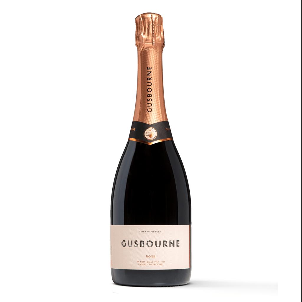Gusbourne Rosé 2015 sparkling rose