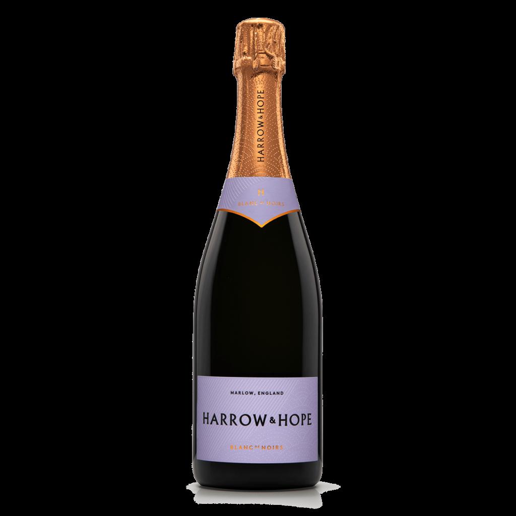 Harrow and Hope's Blanc de Noirs 2013 sparkling wine