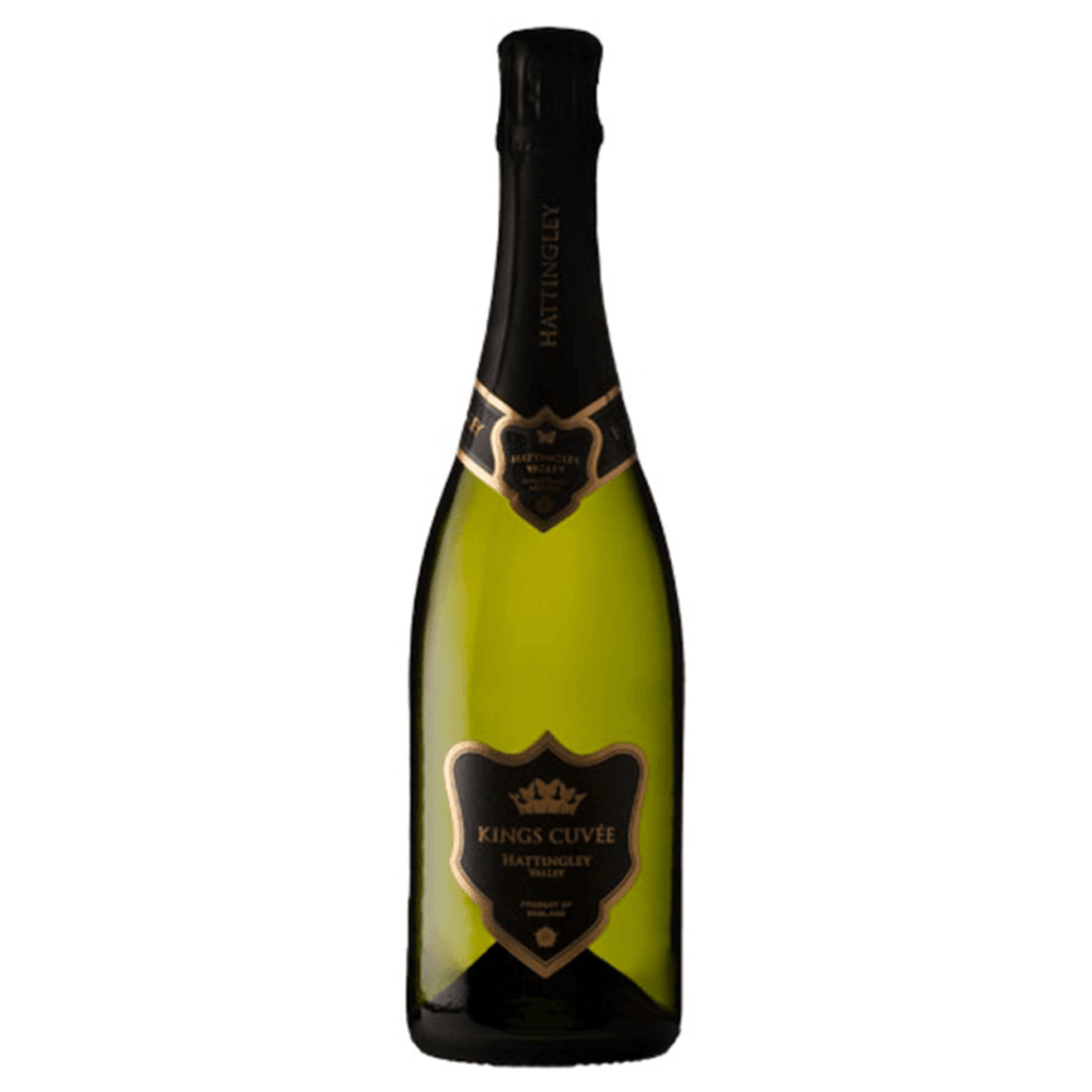 Hattingley Valley Kings Cuvée 2013 bottle shot