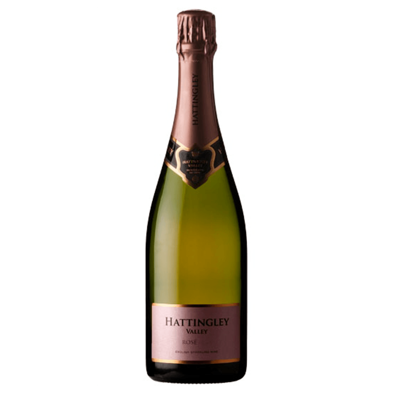 Hattingley Valley Rosé 2014 bottle shot