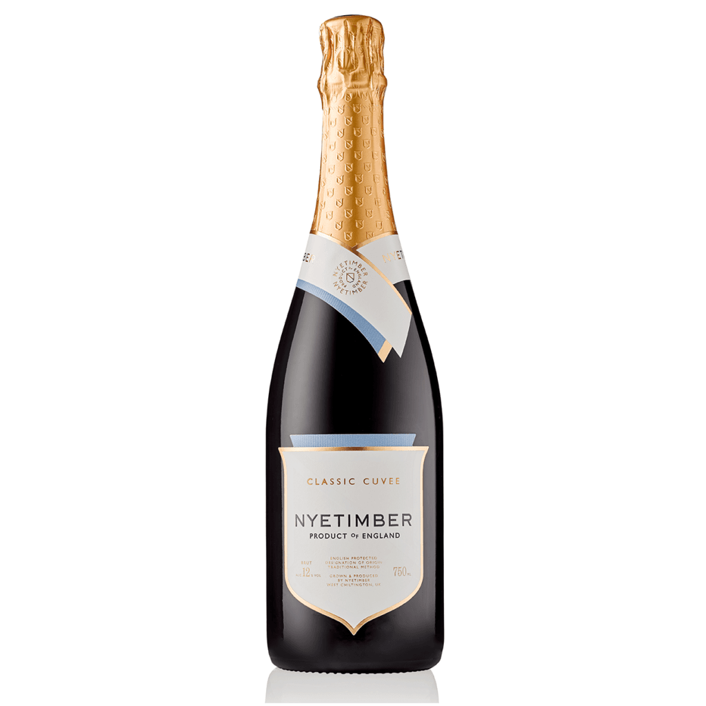 Nyetimber Classic Cuvée MV bottle shot