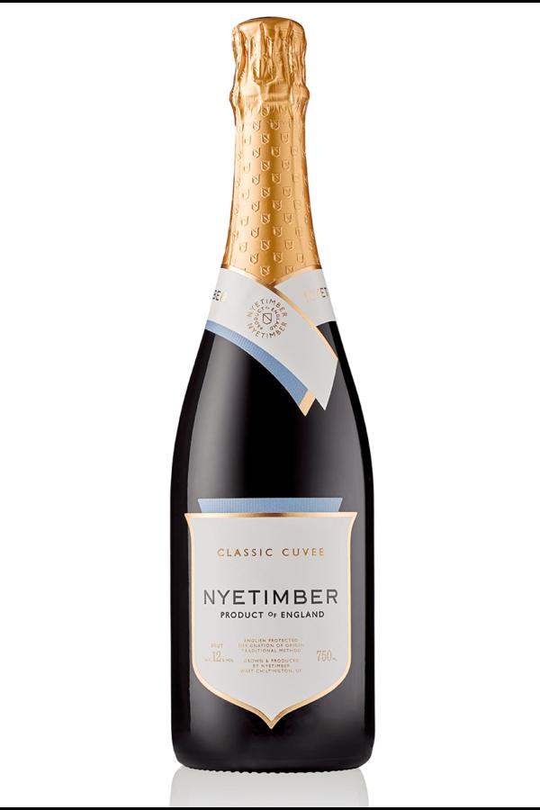 Nyetimber Classic Cuvée MV bottle shot