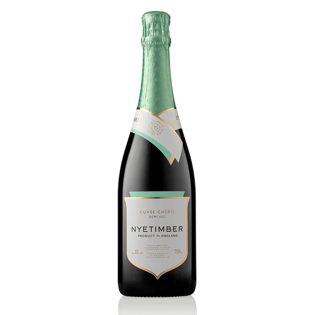 Nyetimber Cuvée Cherie NV sparkling wine