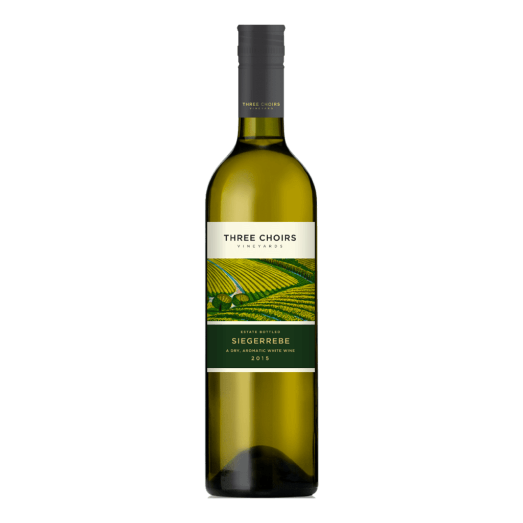 Three Choirs Vineyards Cellar Door Siegerrebe 2016 bottle shot