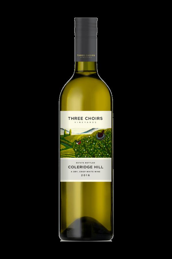 Three Choirs Vineyards Estate Reserve Coleridge Hill 2017 bottle shot