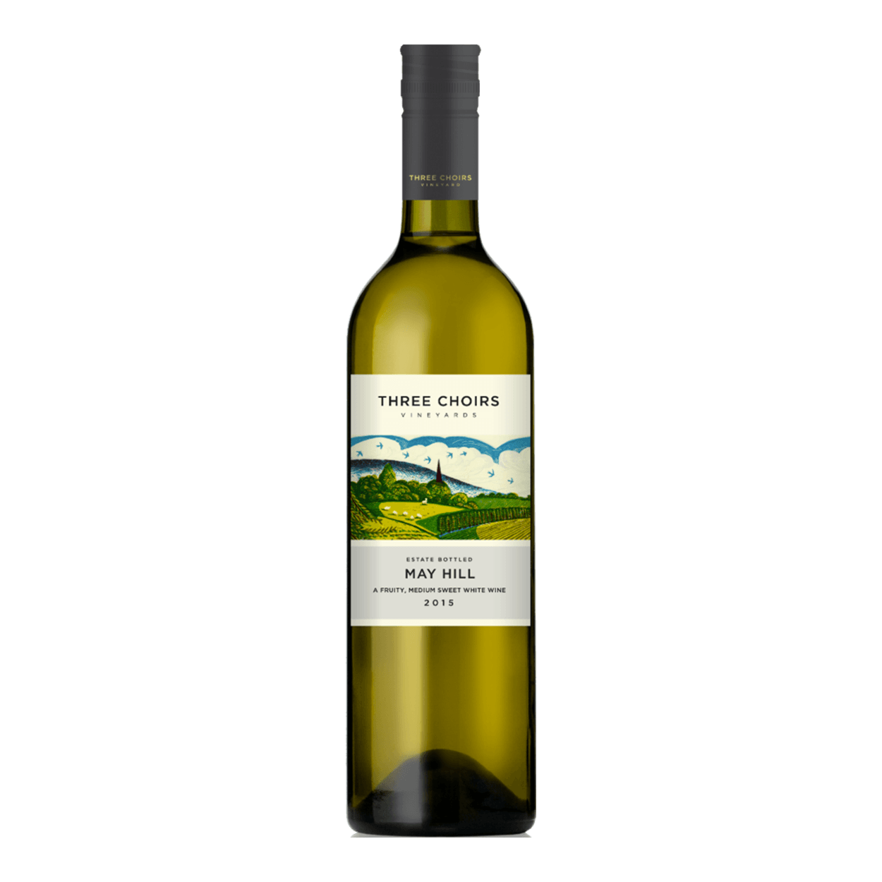 Three Choirs Vineyards Estate Reserve May Hill 2016 bottle shot