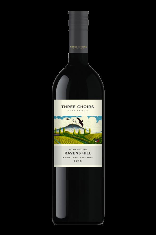 Three Choirs Vineyards Estate Reserve Ravens Hill 2017 bottle shot