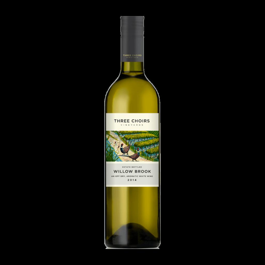 Three Choirs Vineyards Estate Reserve Willow Brook 2018 bottle shot