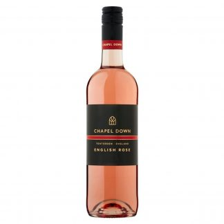 Chapel Down English Rosé 2018 bottle shot English Rosé Wine