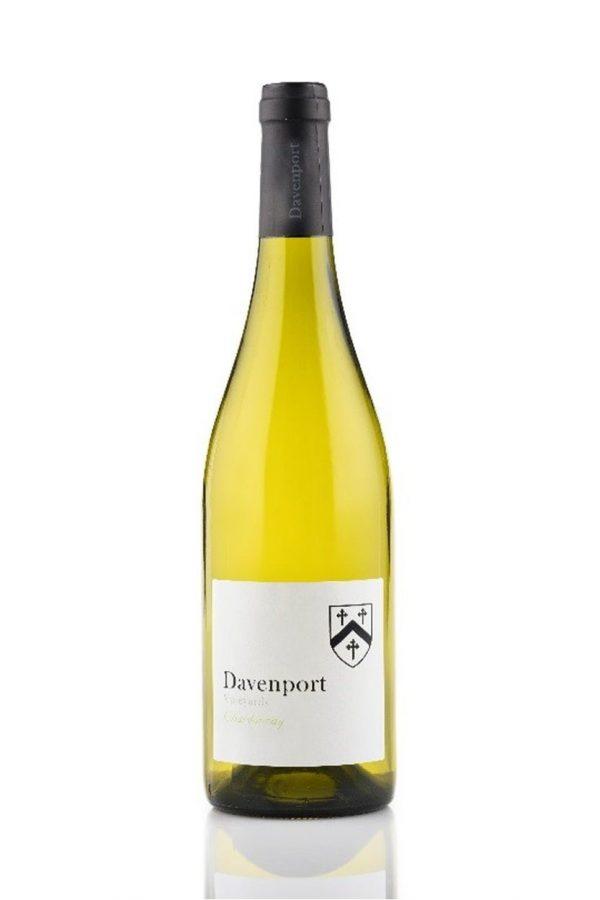 Davenport Vineyard Chardonnay NV bottle shot English White Wine