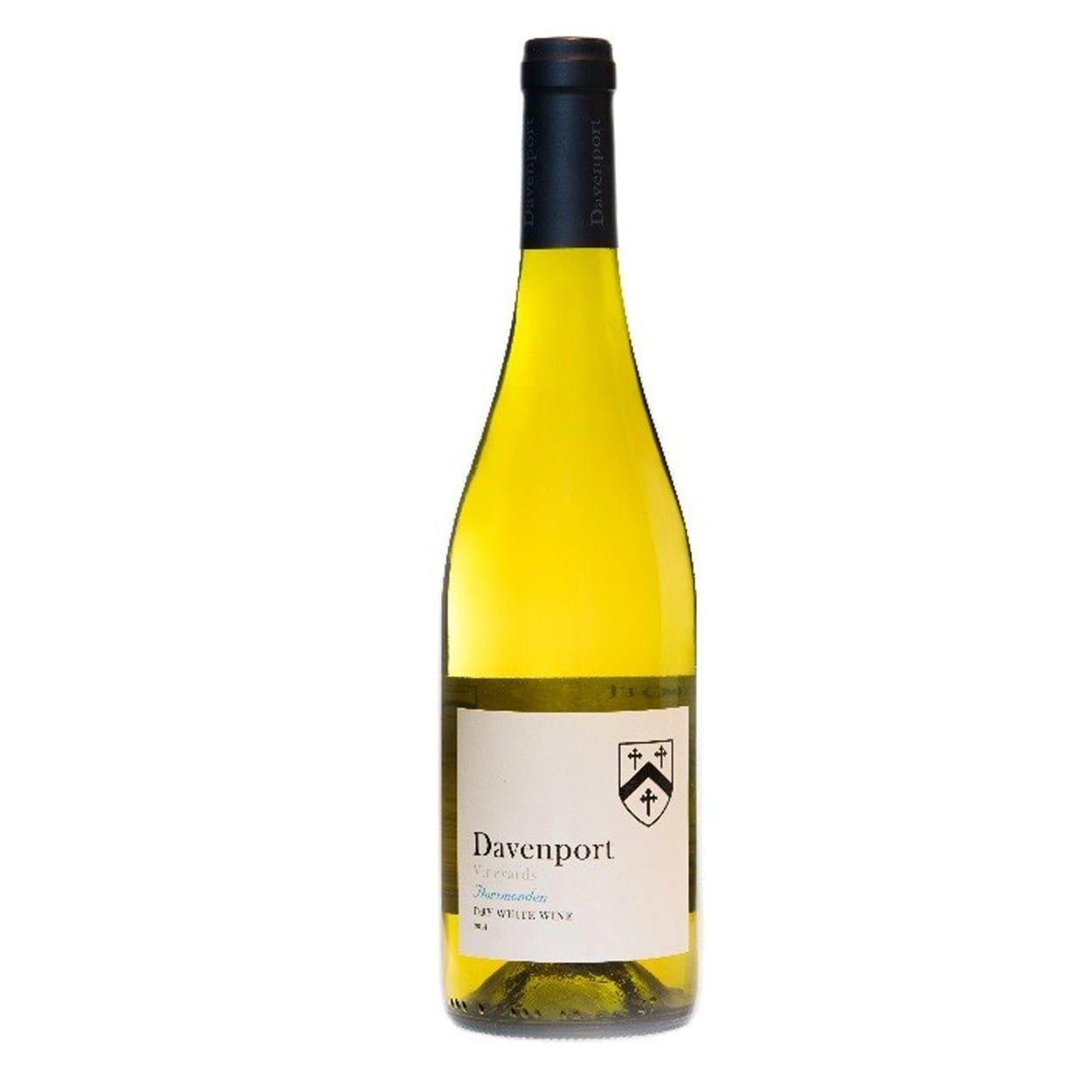 Davenport Vineyards Horsmonden Dry 2018 bottle shot English White Wine