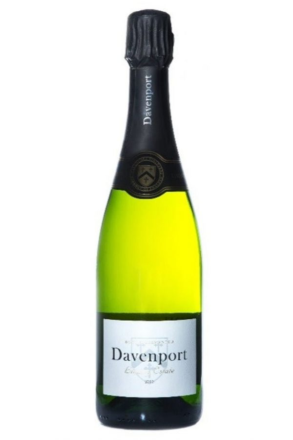 Davenport Limney Estate 2014 bottle shot English Sparkling Wine