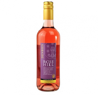 Denbies Wine Estate Rose Hill NV English Rosé Wine