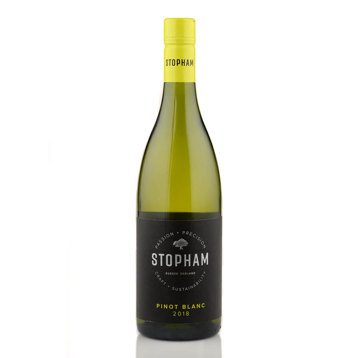 Stopham Estate Pinot Blanc 2018 English White Wine