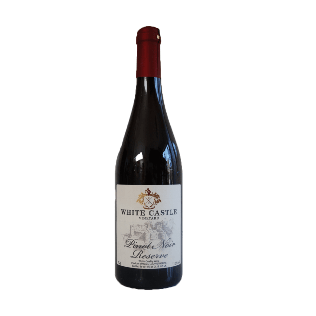 White Castle Vineyard Pinot Noir Reserve 2017 bottle shot