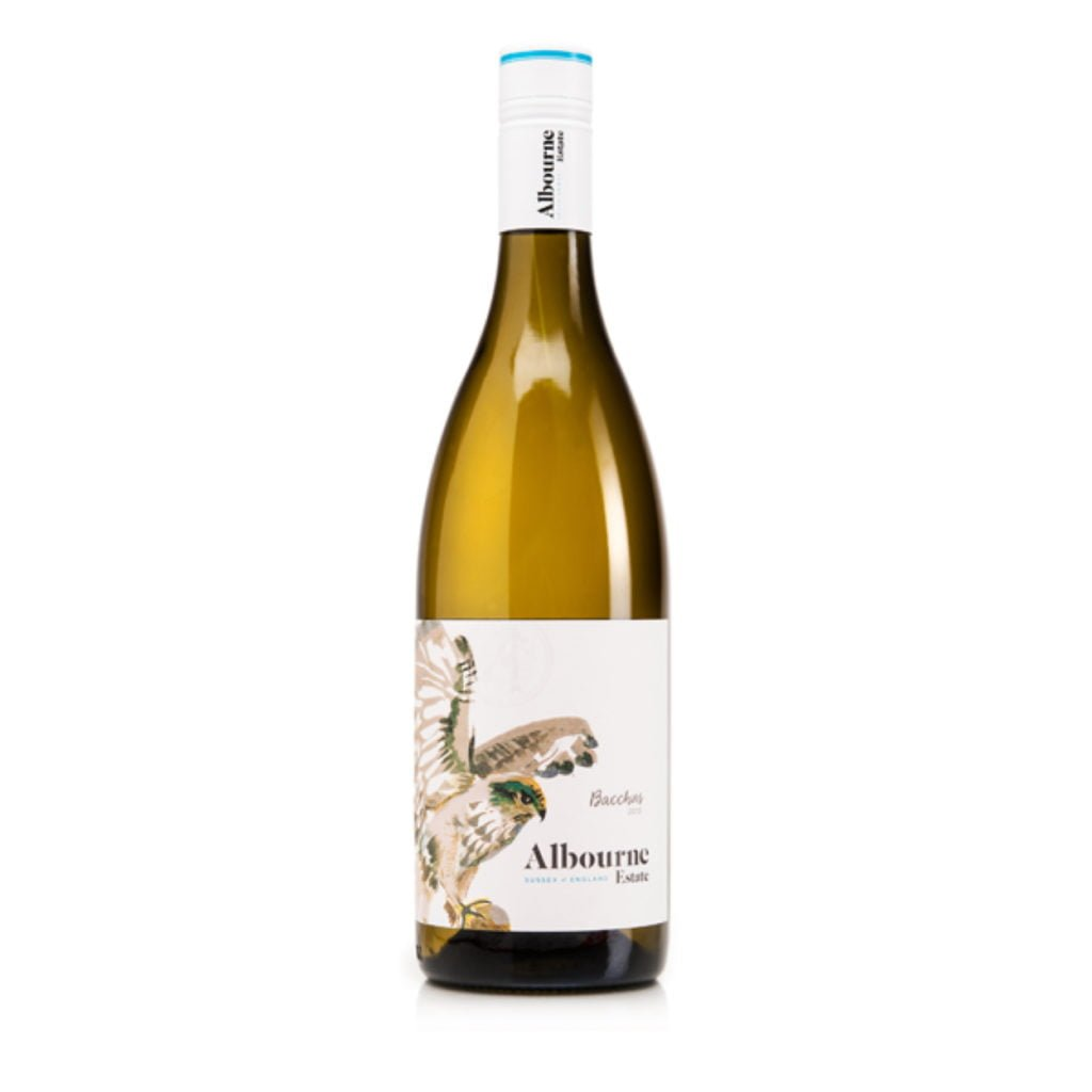 Albourne Estate 2018 Bacchus English wine