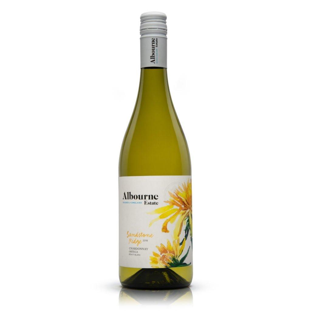 Albourne Estate Sandstone Ridge 2018 English wine
