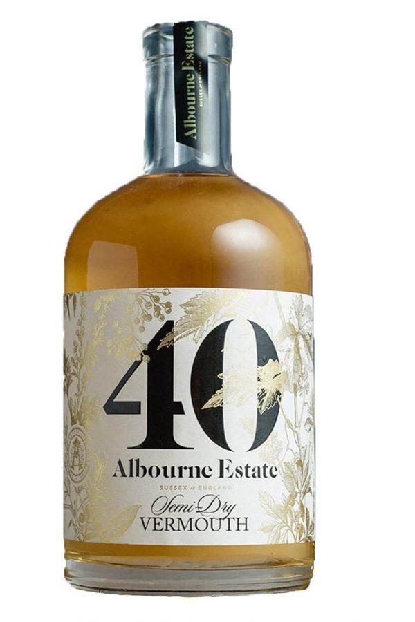 Albourne Estate 40 Vermouth English Vermouth