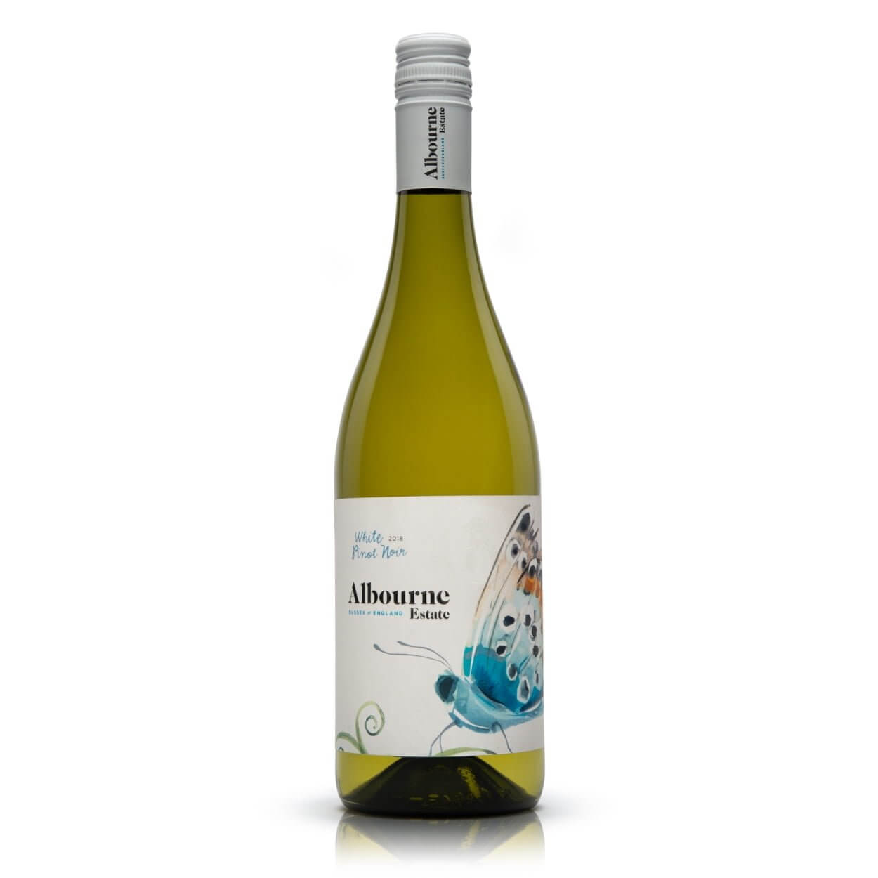 Albourne Estate White Pinot Noir 2018 English wine