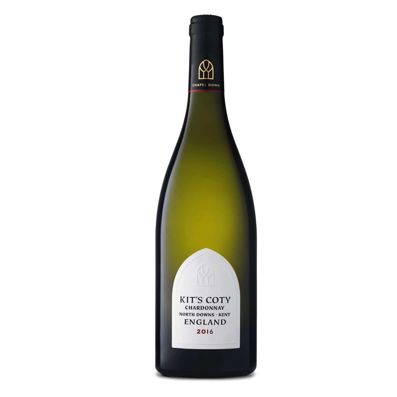 Chapel Down Kit's Coty Chardonnay English white wine