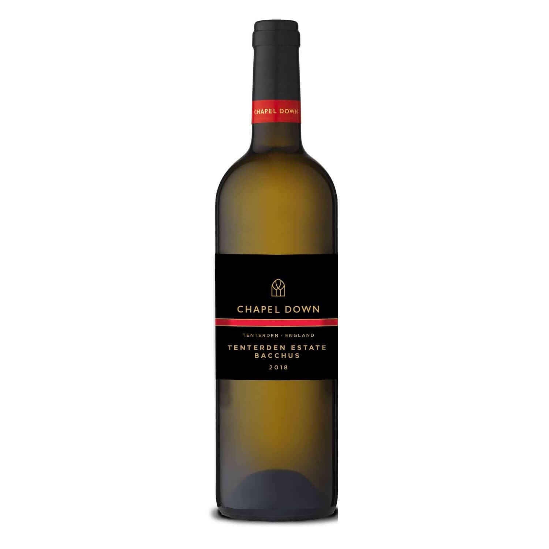 Chapel Down Tenterden Estate Bacchus 2018 English white wine