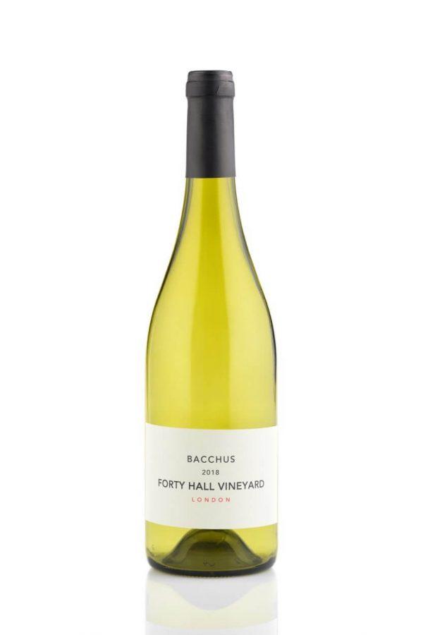 Forty Hall Bacchus 2018 English wine