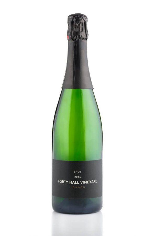 Forty Hall Vineyard Brut 2016 English Sparkling Wine