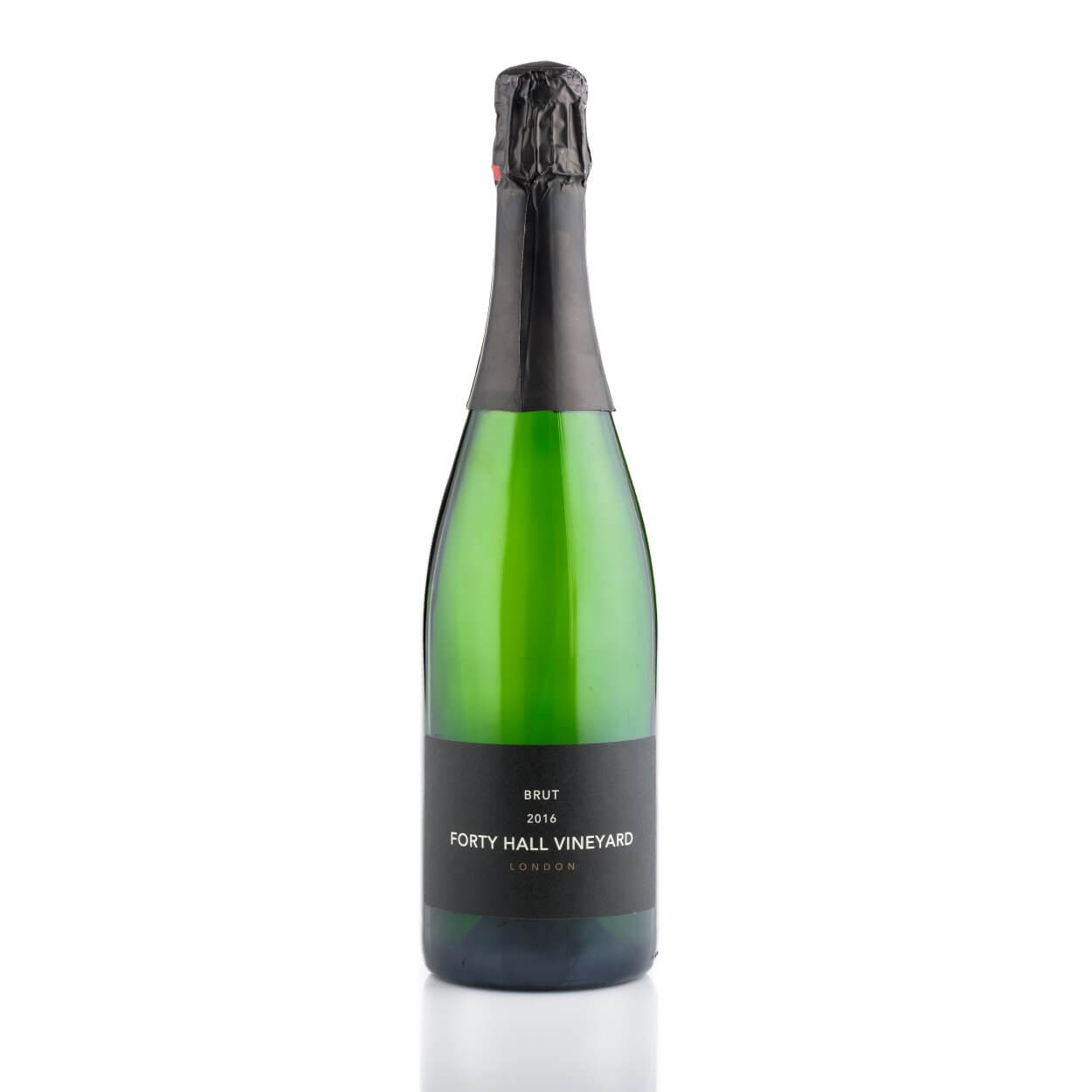 Forty Hall Vineyard Brut 2016 English Sparkling Wine