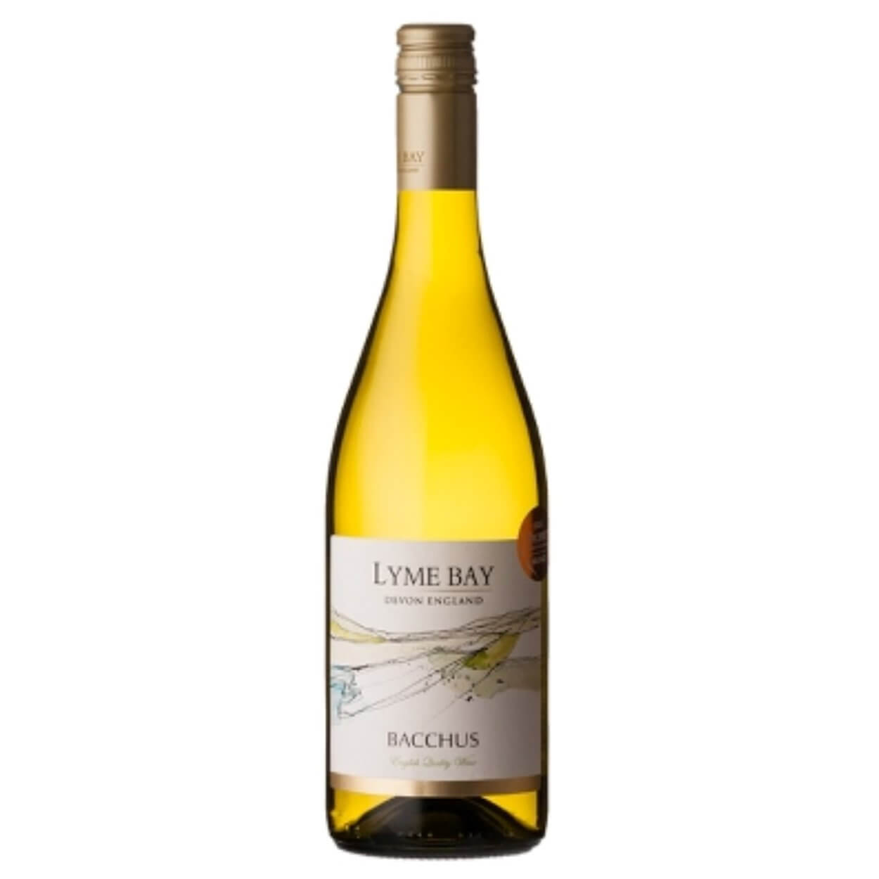 Lyme Bay Sandbar Bacchus 2016 English White Wine