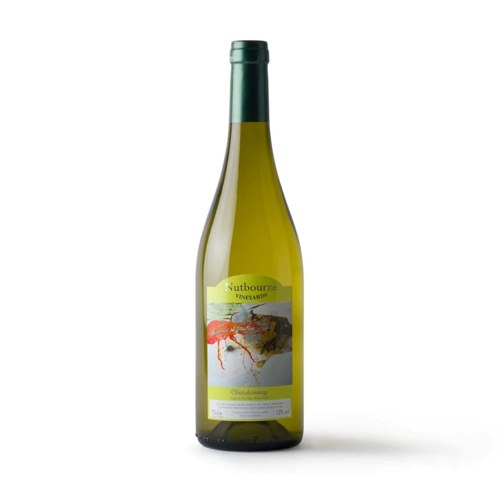 Nutbourne Vineyards Chardonnay 2014 English wine