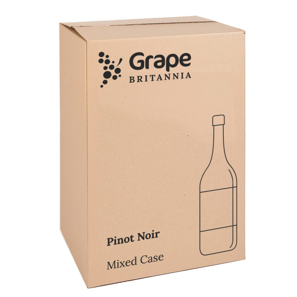 Pinot Noir box English red wine
