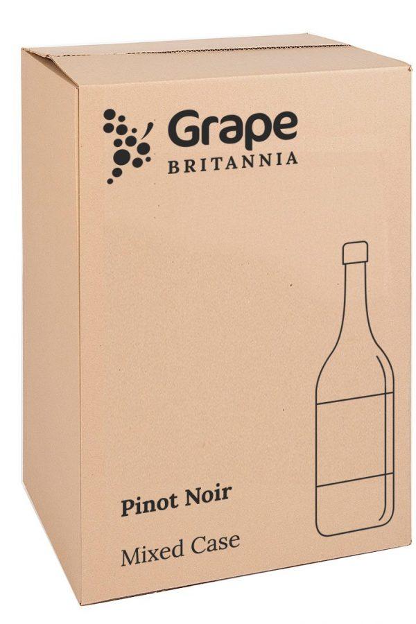 Pinot Noir box English red wine