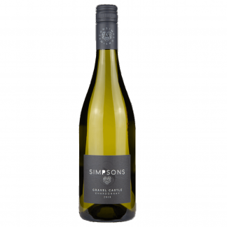 Simpsons Wine Estate Gravel Castle Chardonnay English White Wine
