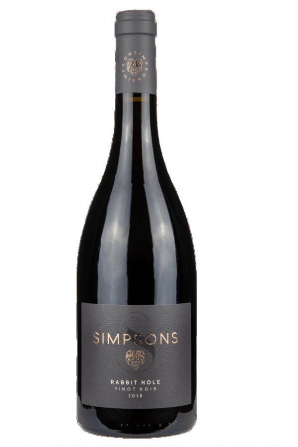 Simpsons Wine Estate Rabbit Hole Pinot Noir English Red wine