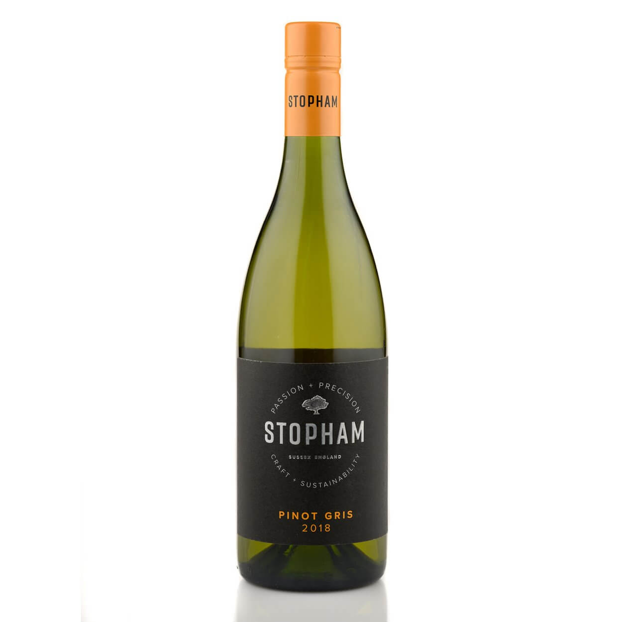 Stopham Estate Pinot Gris 2018 English White Wine