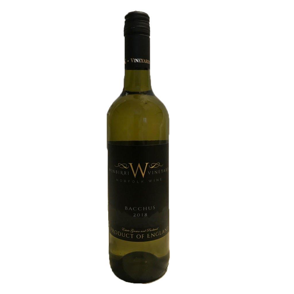 Winbirri Bacchus 2018 English Wine