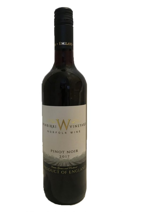 Winbirri Pinot Noir 2017 English wine