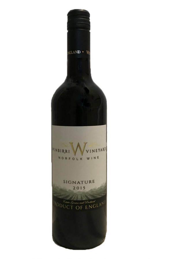 Winbirri Signature 2015 English wine
