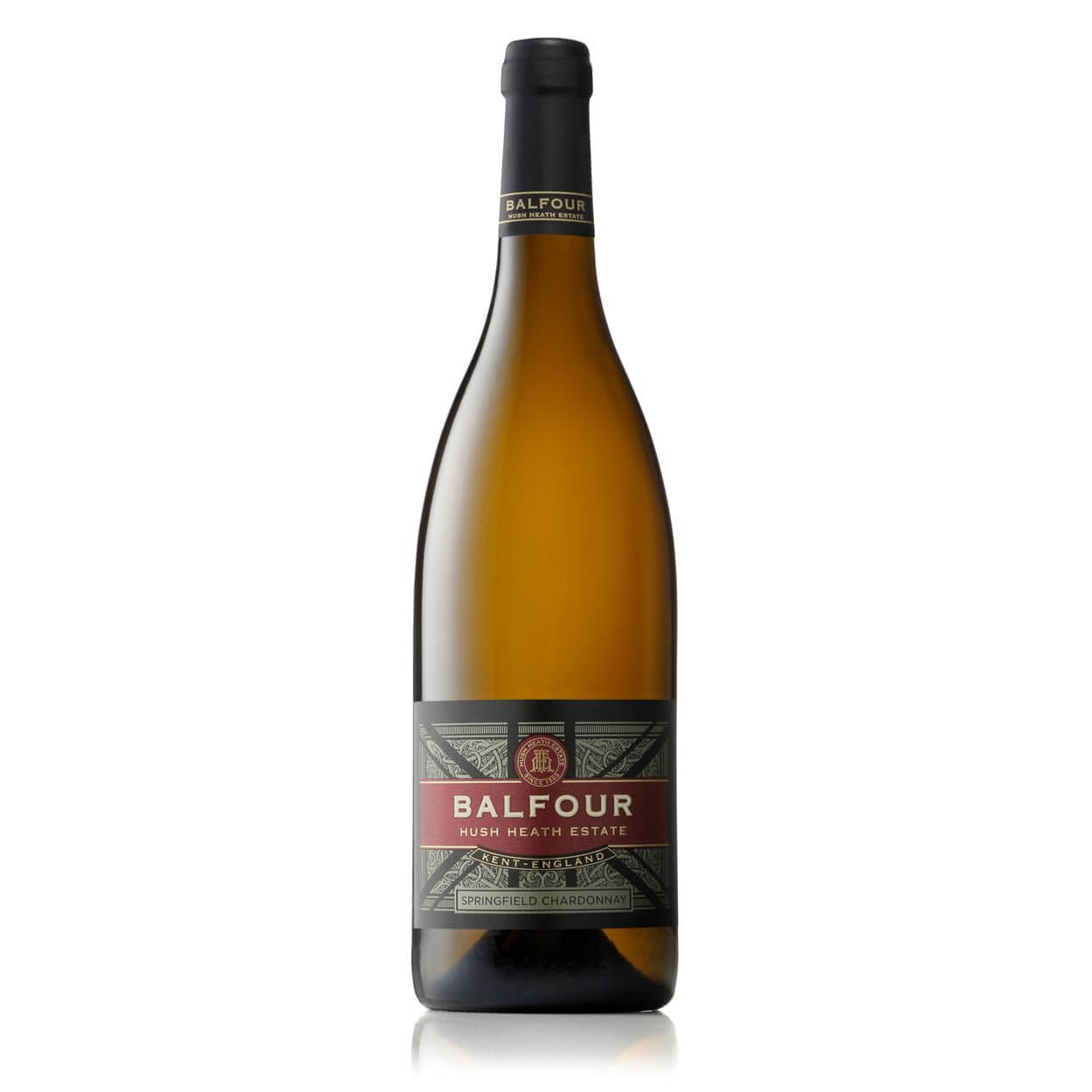 Balfour Springfield Chardonnay 2018 English White Wine