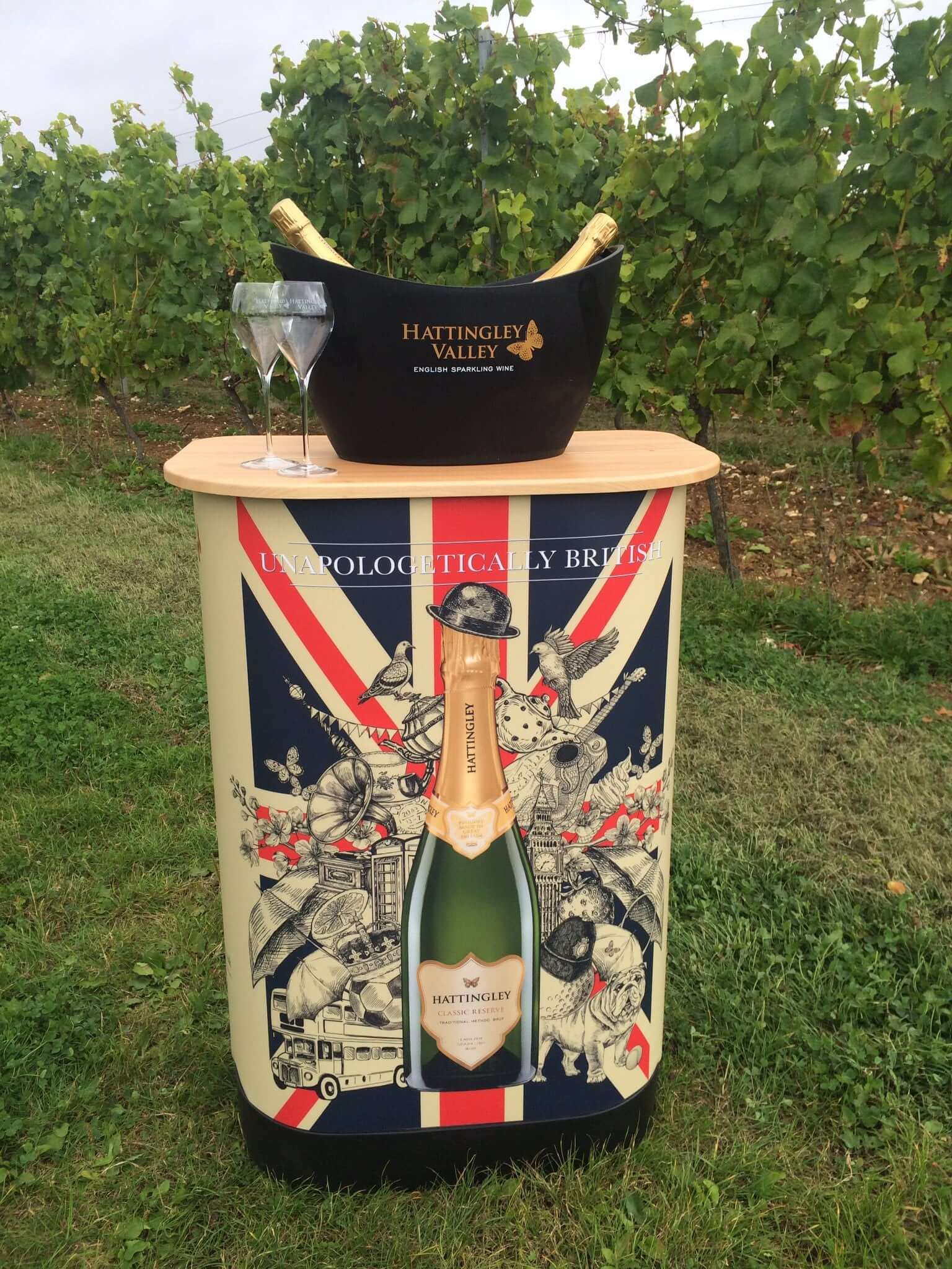 Hattingley Valley Vineyard English Sparkling Wines