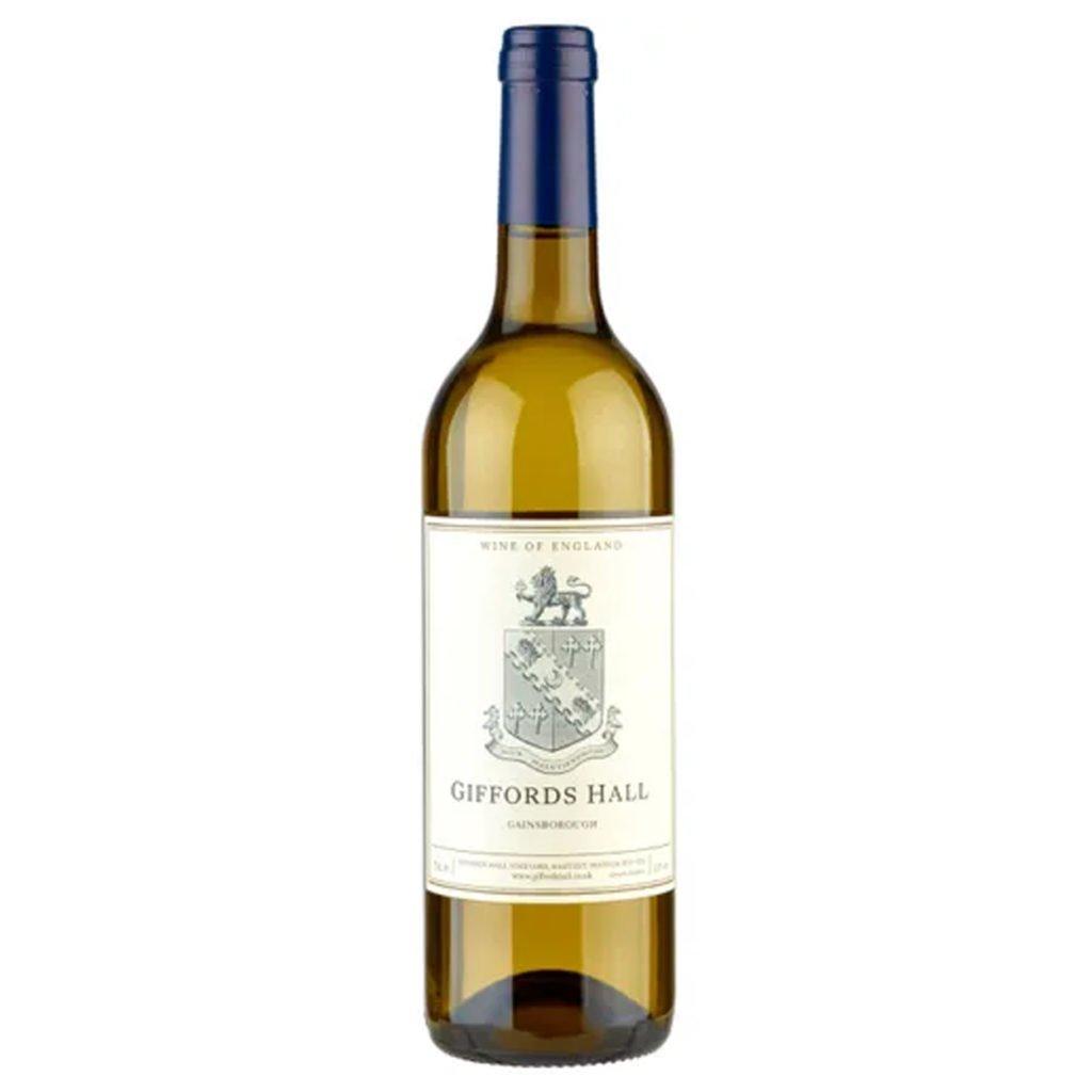 Giffords Hall Gainsborough 2018 English White Wine