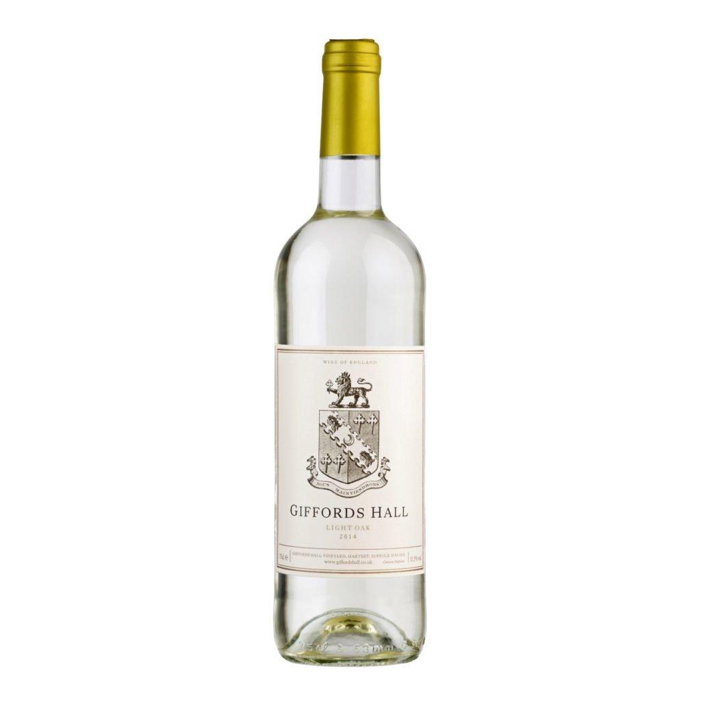 Giffords Hall Light Oak 2018 English White Wine