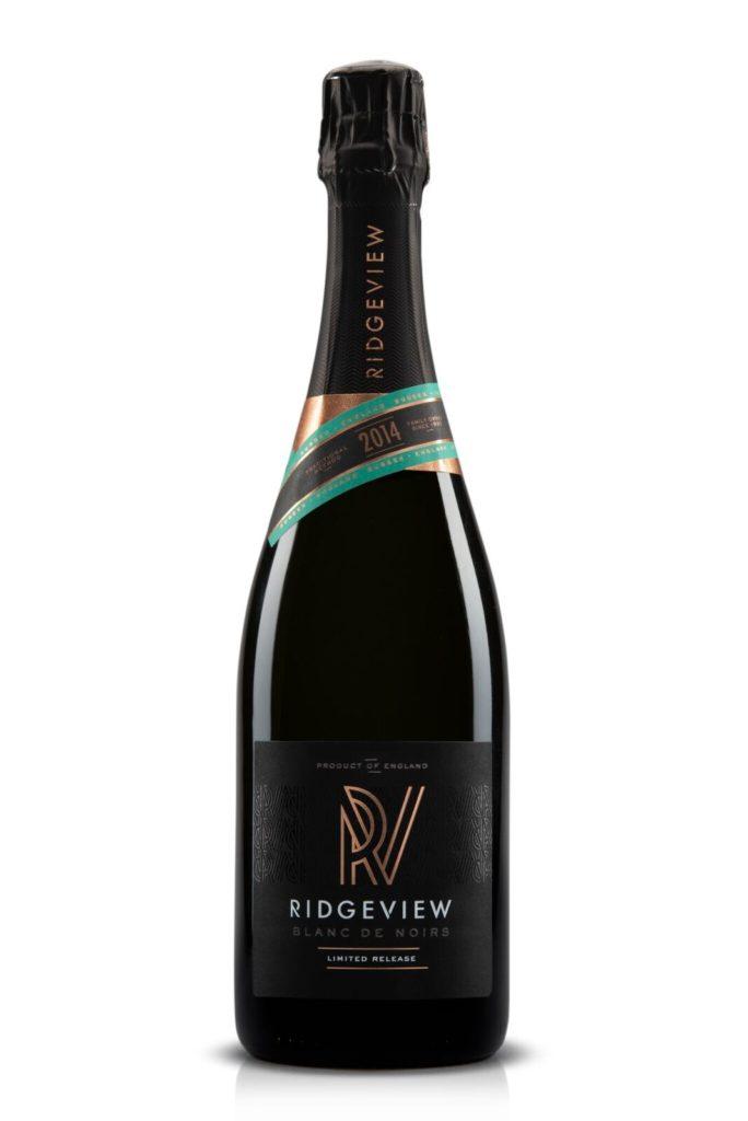 Ridgeview's Blanc de Noirs 2014 sparkling wine