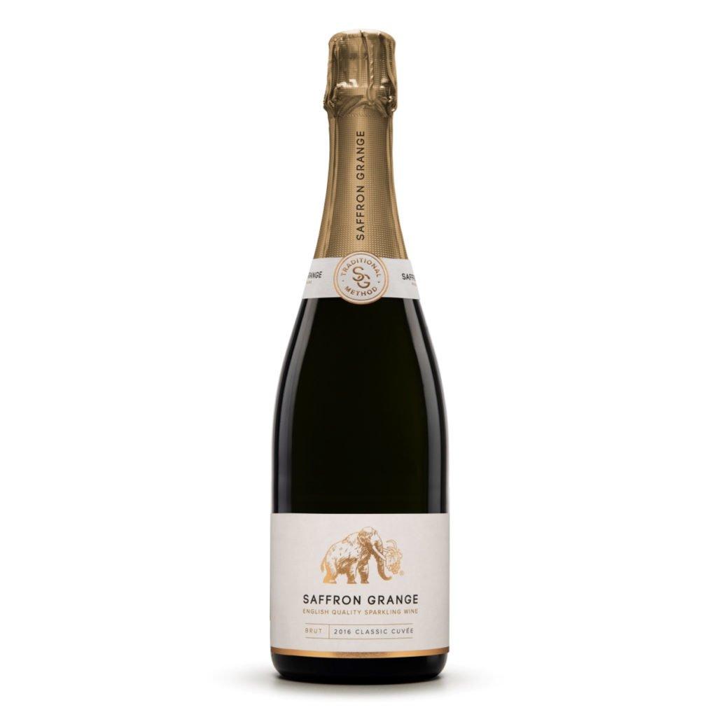 Saffron Grange Classic Cuvée 2016 Sparkling English Wine