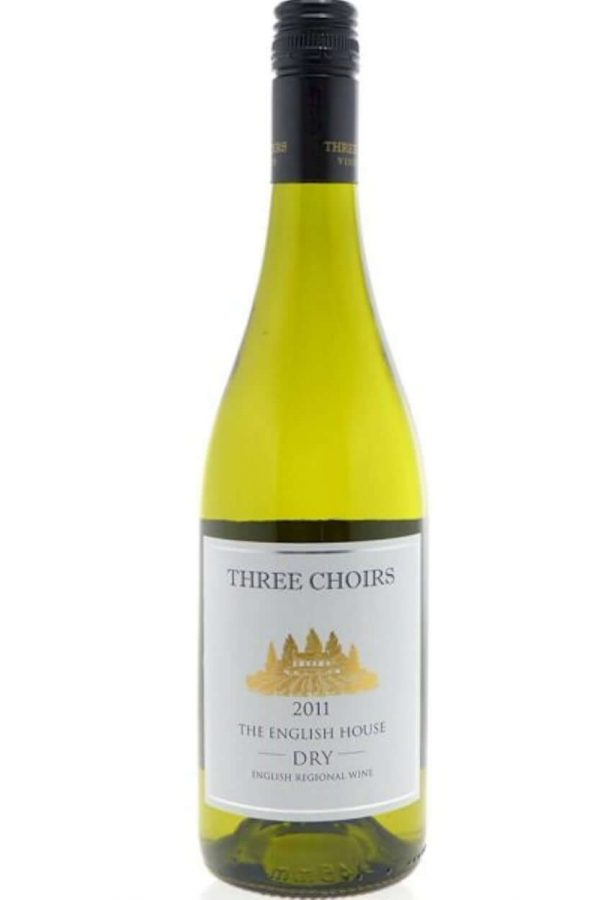 Three Choirs English House Dry 2017 English White Wine