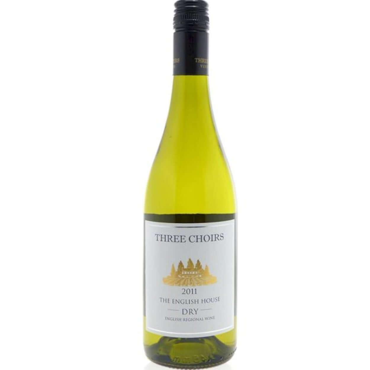 Three Choirs English House Dry 2017 English White Wine